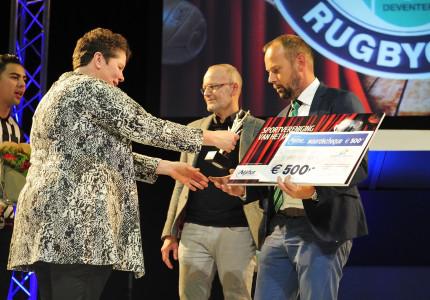 Sporters geëerd tijdens Deventer Sportverkiezing