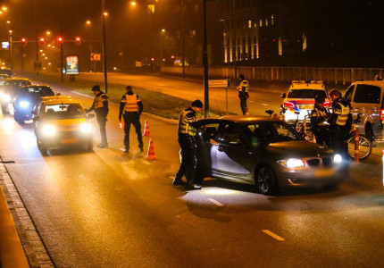 Grote alcoholcontrole in Apeldoorn