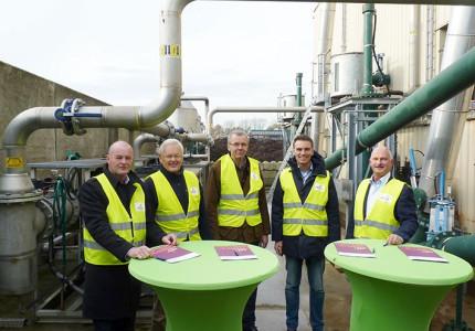 Samenwerking voor groene stroom