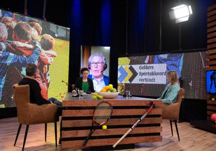 'Iedereen kan sporten en bewegen in Gelderland'
