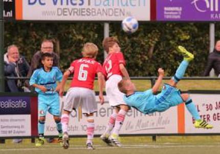 Feyenoord wint eerste editie van Internationaal toernooi FC Zutphen