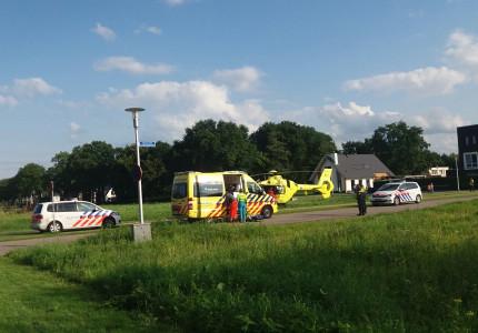 Kind zwaargewond na val uit raam