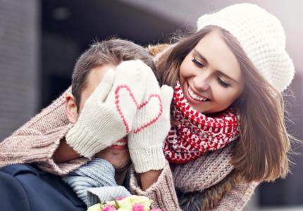 Valentijnsdag komt er weer aan