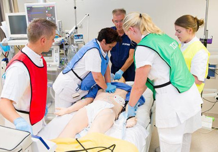Gelre ziekenhuizen ontvangt prijs voor teamworktrainingen