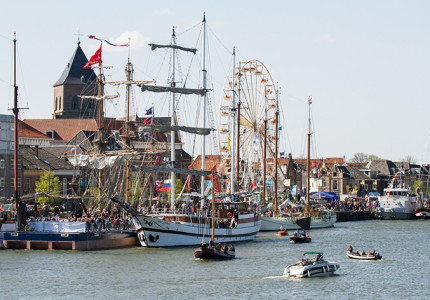 Deventer doet mee aanInternationale Hanzedagen