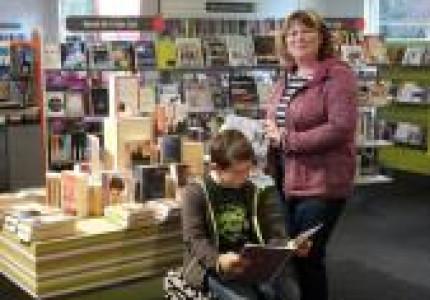 Officiële opening bibliotheek Eerbeek