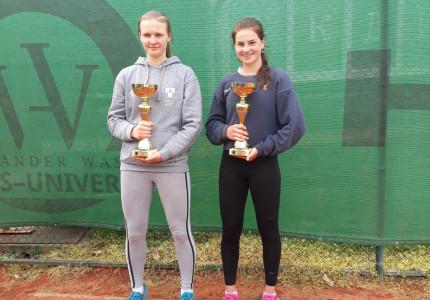 Apeldoornse Rose Nijkamp eerste Nederlandse tennisster die top 50 U16 behaalt sinds 2012