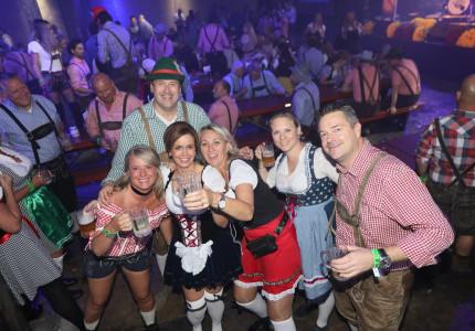 Bier vloeit rijkelijk op mooiste ondernemersfeest