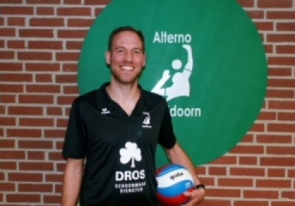 Nieuwe trainer Dros-Alterno