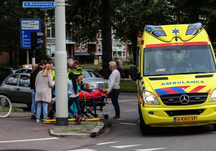 Jongen raakt gewond bij val