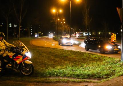 Politie houdt alcoholcontroles in Apeldoorn op tweede kerstdag