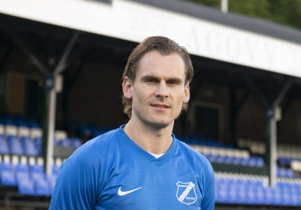 Steven van Es keert terug bij AGOVV