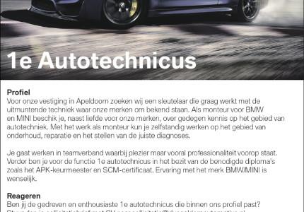 1e Autotechnicus