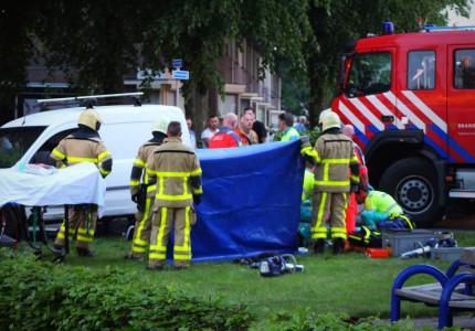 Ernstig ongeval in Loenen