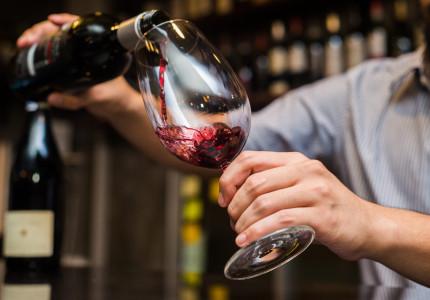 Wijnen! wijnen! bij Paleis Het Loo