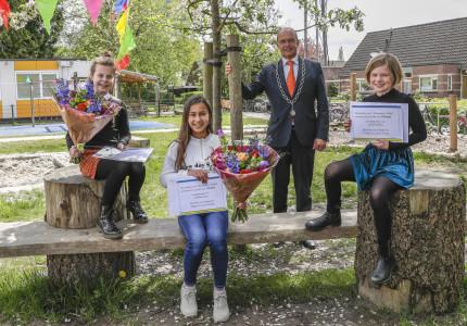 Burgemeester beloont Brummense bikkels