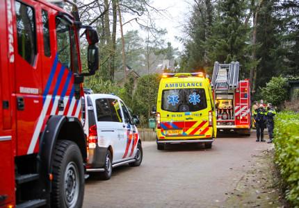 Twee gewonden bij keukenbrand in Vaassen