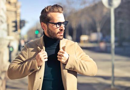Vijf populaire (kleding)merken voor mannen