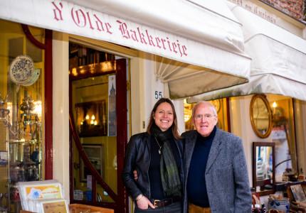 d'Olde Bakkerieje: Een gezellige winkel vol curiosa en brocante