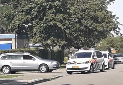 Verkeersruzie zorgt voor politie inzet in wijk Zevenhuizen