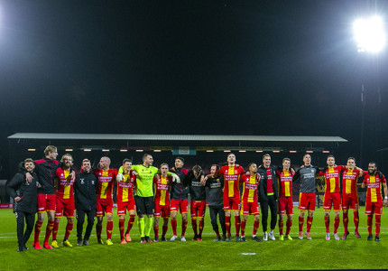 Eagles versterkt binding met amateurclubs