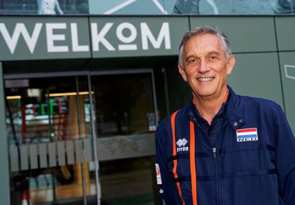 Nieuwe bondscoach moet Oranje naar Olympische Spelen loodsen