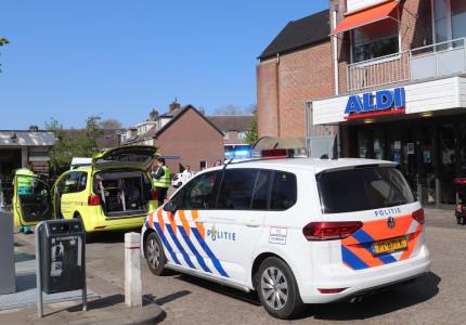 Automobilist komt door onbekende oorzaak in botsing met voetganger