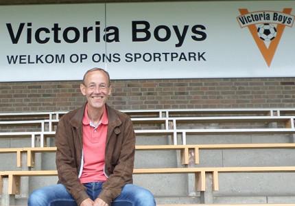 Rob Kramer zet in op saamhorigheid bij Victoria Boys