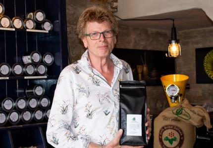 Koffie en thee zoals ze horen te zijn bij Roemar in Deventer