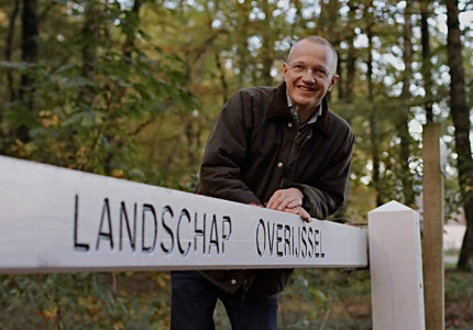 'Samen maken en vormen wij het bijzondere landschap van Overijssel'