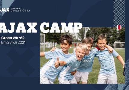 Ajax opnieuw naar Groen Wit