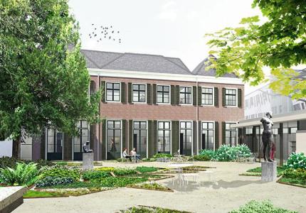 Opening Hof van Heeckeren in mei 2017