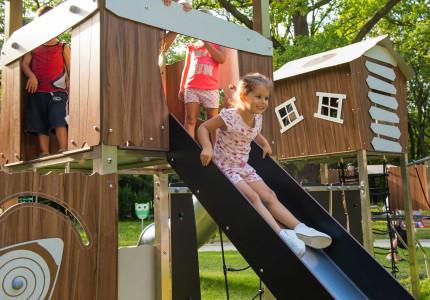 Speelruimte creëren met speeltoestellen in de openbare ruimte
