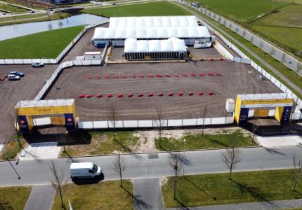Teststraat verhuisd naar Apeldoorn-Noord