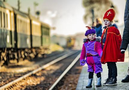 Geen Sinterklaasintocht in Apeldoorn, wel festijn