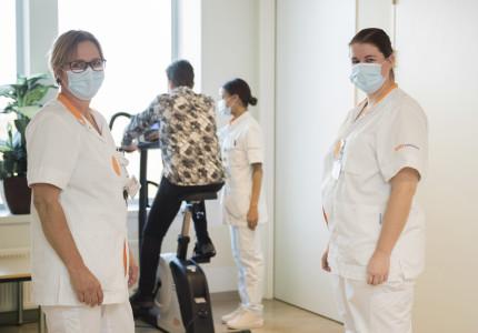 Sneller herstel na darmchirurgie door bewegen