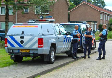 Handgranaten aangetroffen in kelder in Apeldoorn Zuid