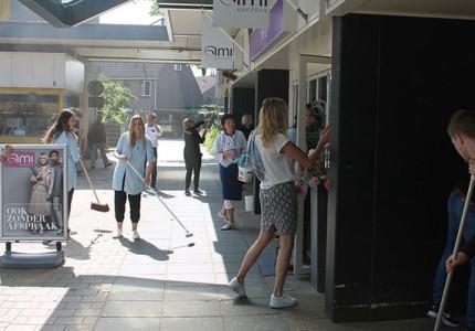 Vernieuwing WinkelcentrumnColmschate start binnenkort