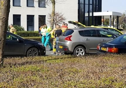 Ongeval Kruising Wapenrustlaan/Deventerstraat