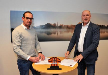 Nieuwe hoofdtrainer FC Zutphen
