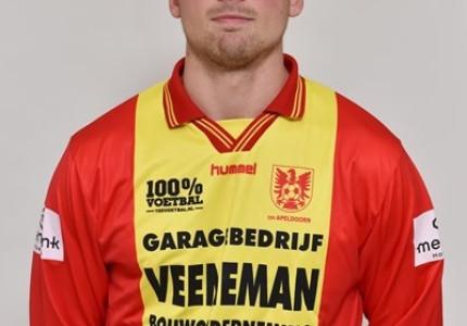Fabian Put verlengt contract met een jaar