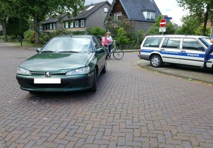 Ongeval Pieter de Hoochlaan