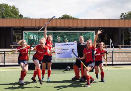 Rabobank Apeldoorn en omgeving zet zich in voor het behoud van clubs en verenigingen