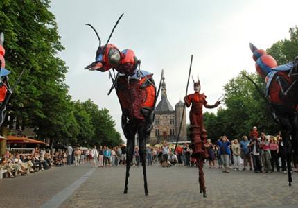 Deventer Op Stelten en de Deventer Boekenmarkt uitgesteld tot 2021
