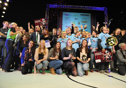 Winnaars Deventer Sportverkiezing 2015!