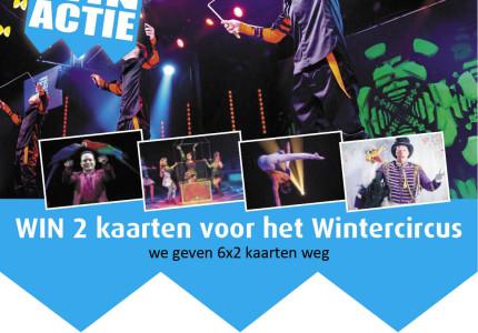 Win kaartjes voor het Wintercircus Apeldoorn