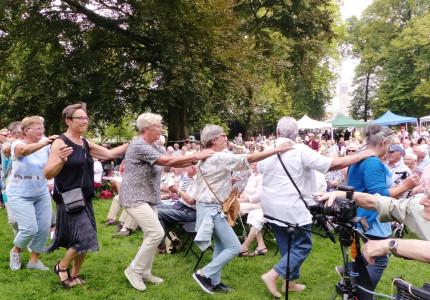 Seniorenfestival Old Dèventer gaat mogelijk wel door