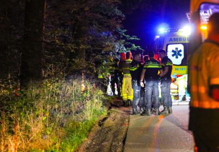 Vrouw (20) uit Urk, komt om bij ernstig ongeval in Harfsen
