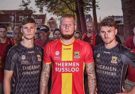 Bied mee op gesigneerde wedstrijdshirts van Go Ahead Eagles!