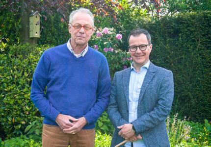 Stichting vrienden Park Zuidbroek heeft na 6 jaar nieuwe voorzitter